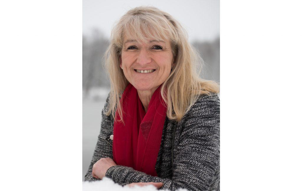 Janine Hendriks: Neue Ideen für den Bezirkstag