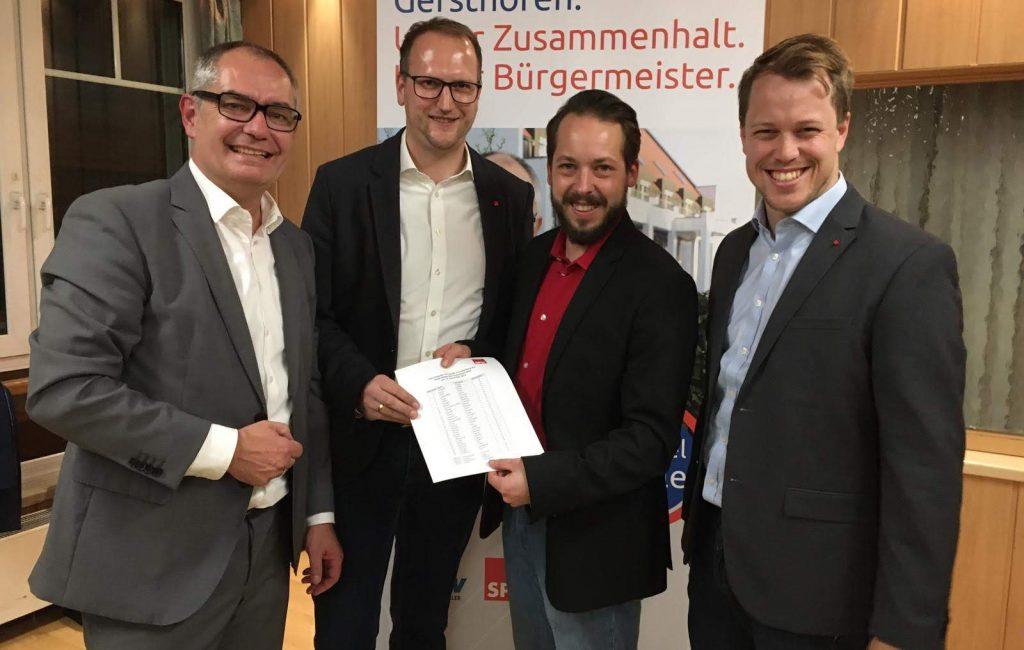 SPD Gersthofen präsentiert starke Liste und setzt auf Erneuerung
