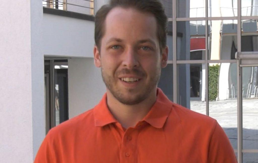 Videoportrait: Jakob Kraus
