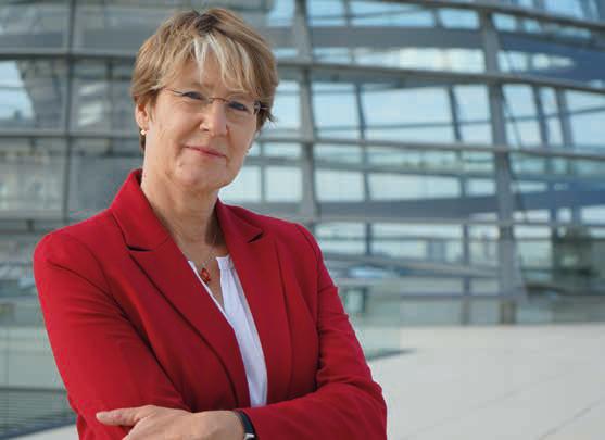 MdB Ulrike Bahr zum Bevölkerungsschutzgesetz